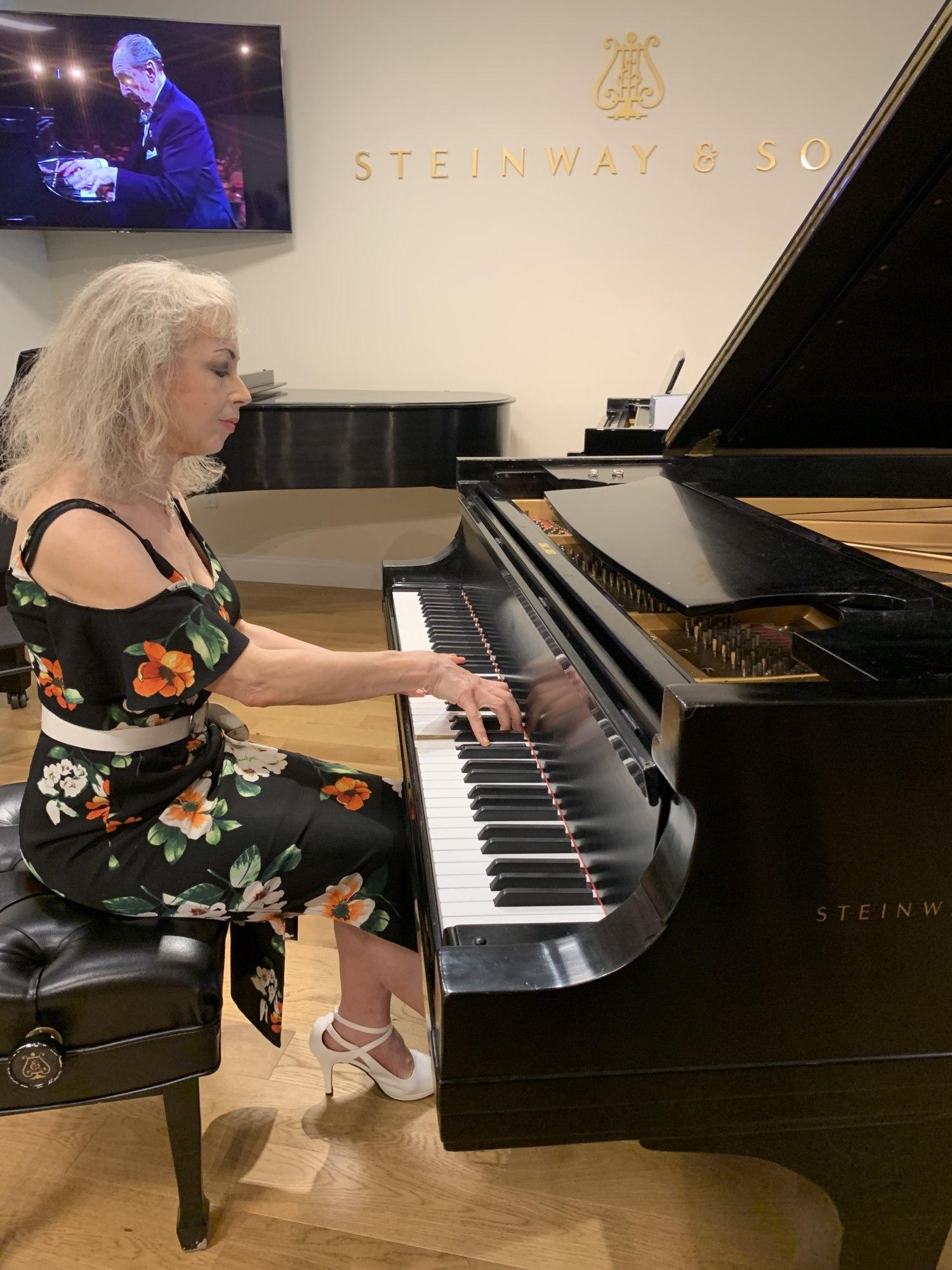 Gallery – Sophia Agranovich – Concert Pianist, Recording